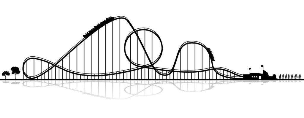 maintenance et controle cnd des roller coaster
