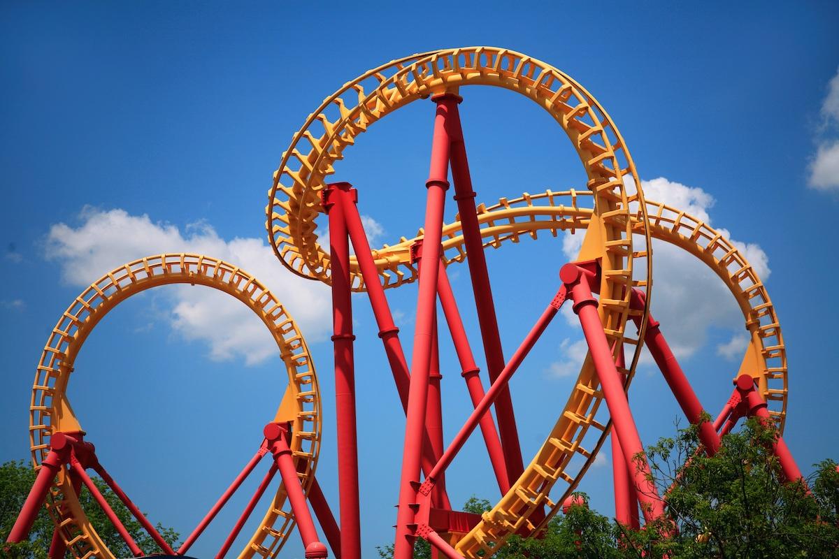 Maintenance Roller Coaster